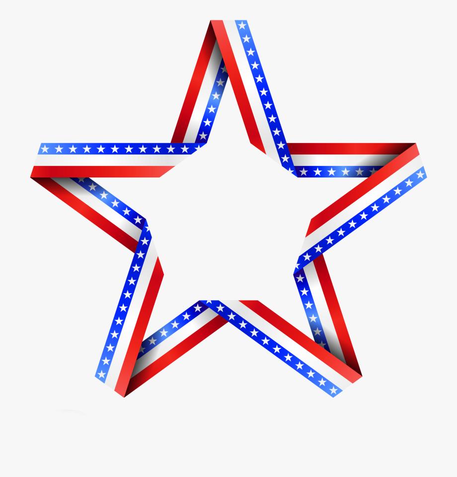 America Clipart American Star.