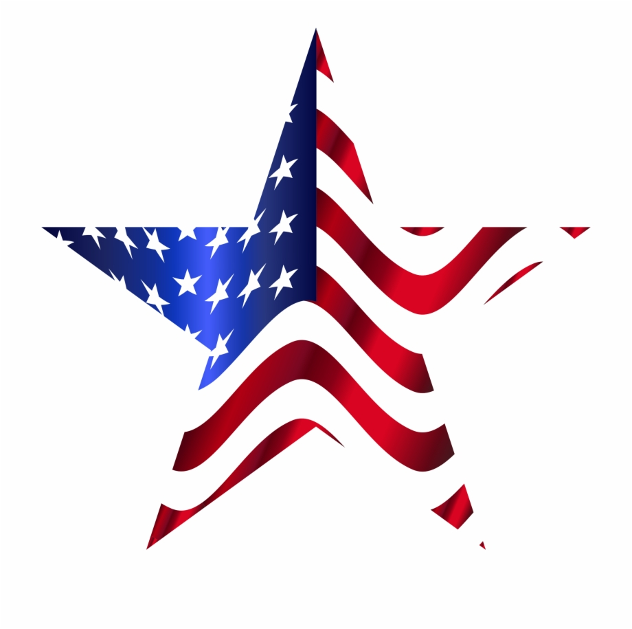 America Flag Free Download Png.