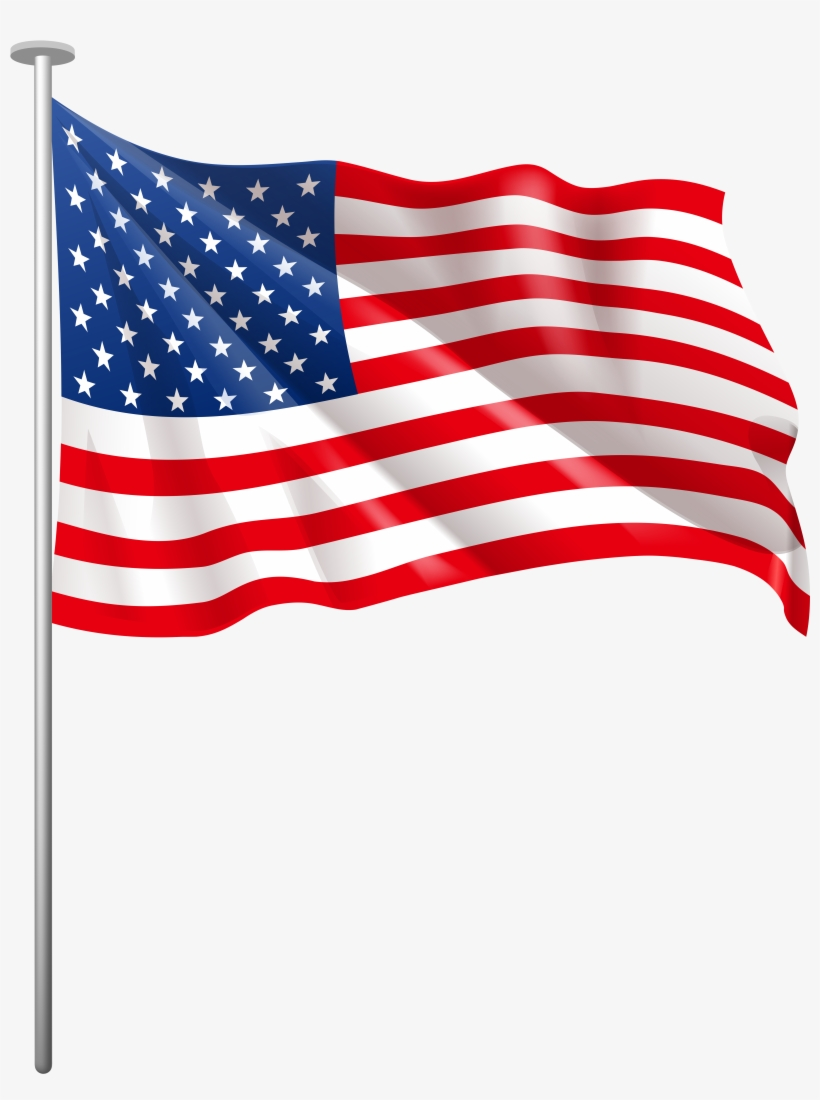 Us Flag American Flag Usa Clipart Png.