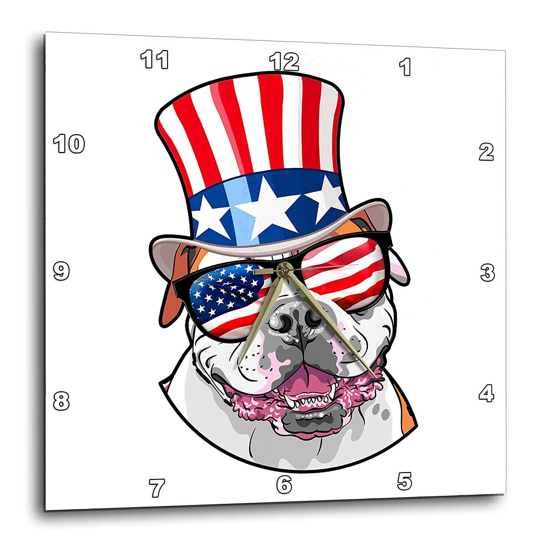Amazon.com: 3dRose Patriotic American Dogs.