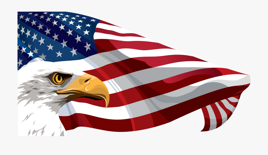 Free American Flag Clip Art Wikiclipart Wikiclipart.