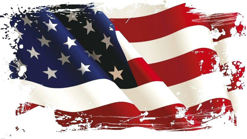 Vintage American Flag Vector at GetDrawings.com.