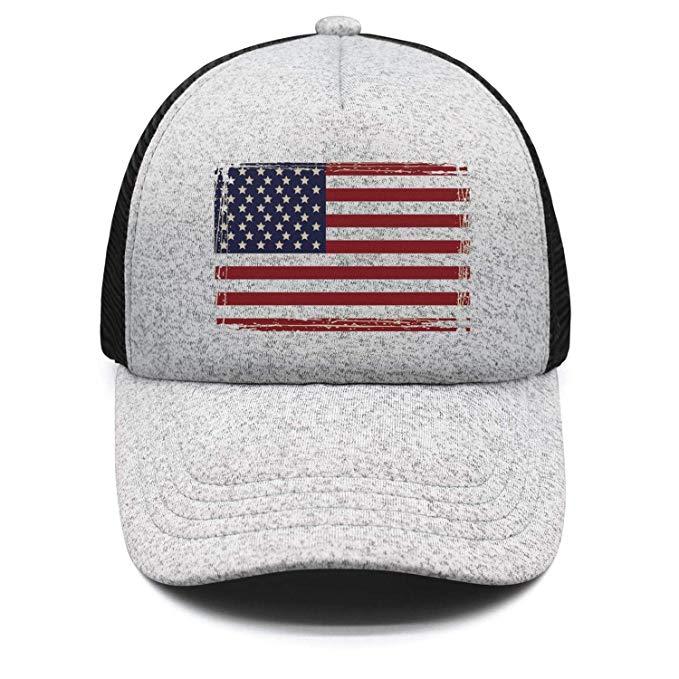 Amazon.com: Hyduns Boys Girls American Flag Vintage Look.
