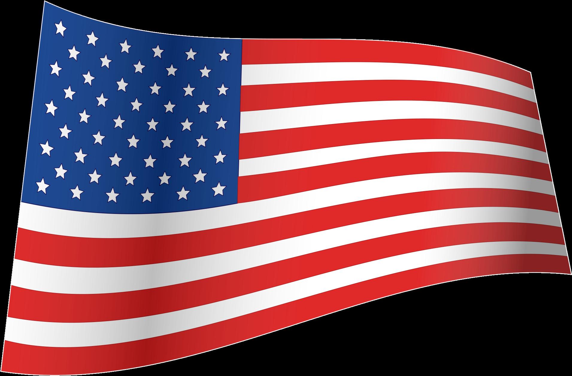 Us Flag Clip Art Png.