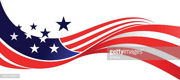 60 Top American Flag Stock Illustrations, Clip art, Cartoons.