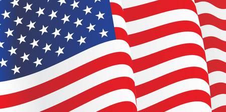 12,560 American Flag Waving Stock Vector Illustration And Royalty.