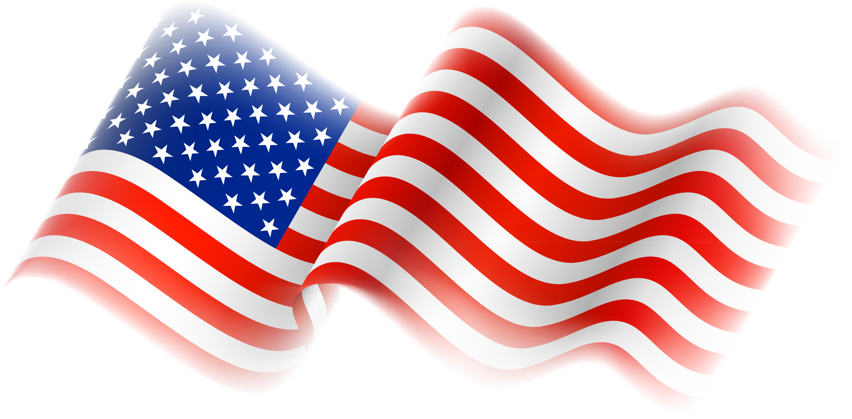 USA Flag Clipart Free.