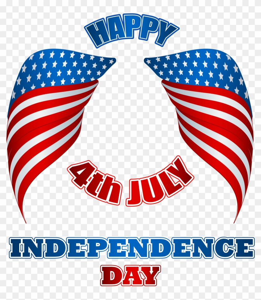 Wings Png, American Wings, Clipart Images, 4th Of July.