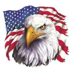 clipart eagle patriotic #15.