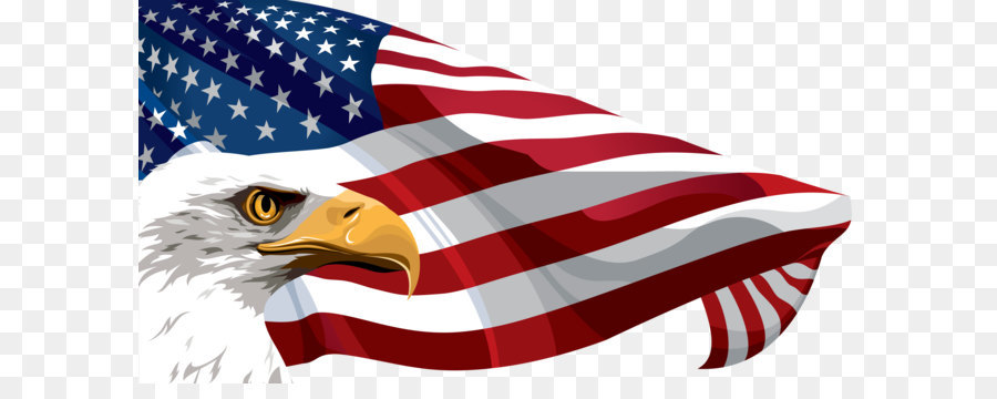 American flag eagle clipart 2 » Clipart Station.