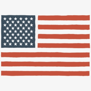 American Flag Graffiti Usa.
