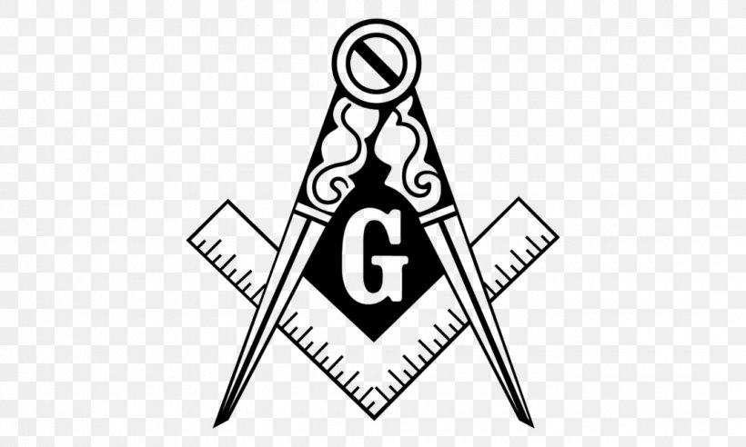 Freemasonry Square And Compasses Masonic Lodge Symbol Clip.
