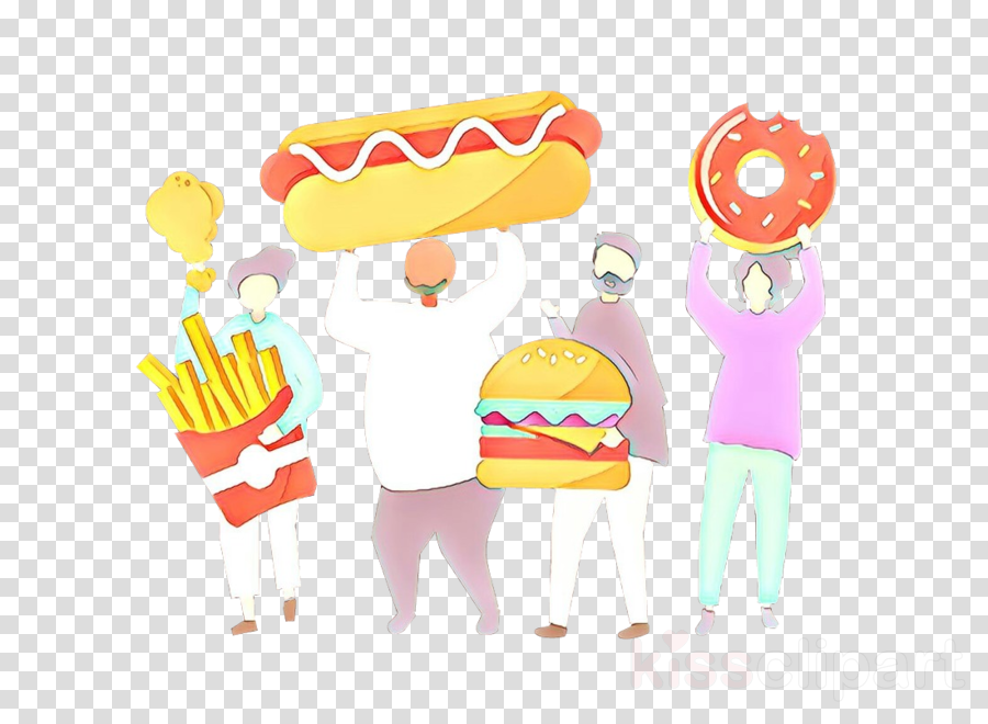 fast food junk food toy clip art american food clipart.