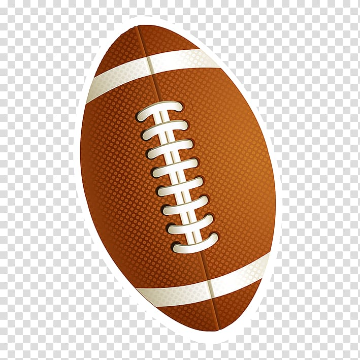 NFL Super Bowl American football, football theme transparent.