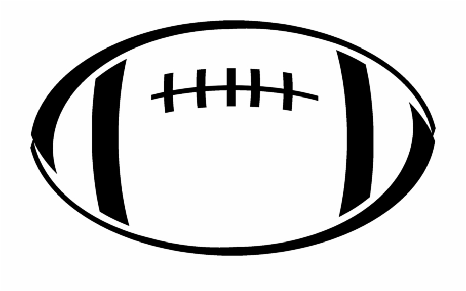 Rugby Ball American Football Drawing.