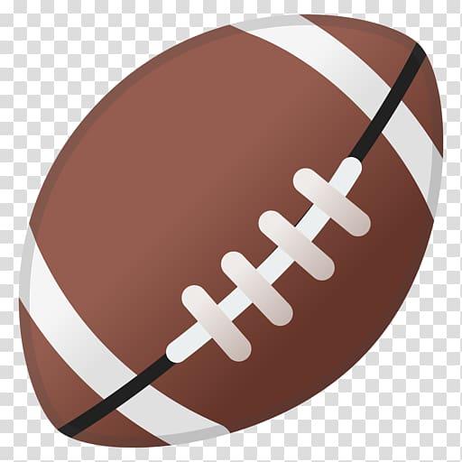 American football NFL Fumble, American football ball transparent.