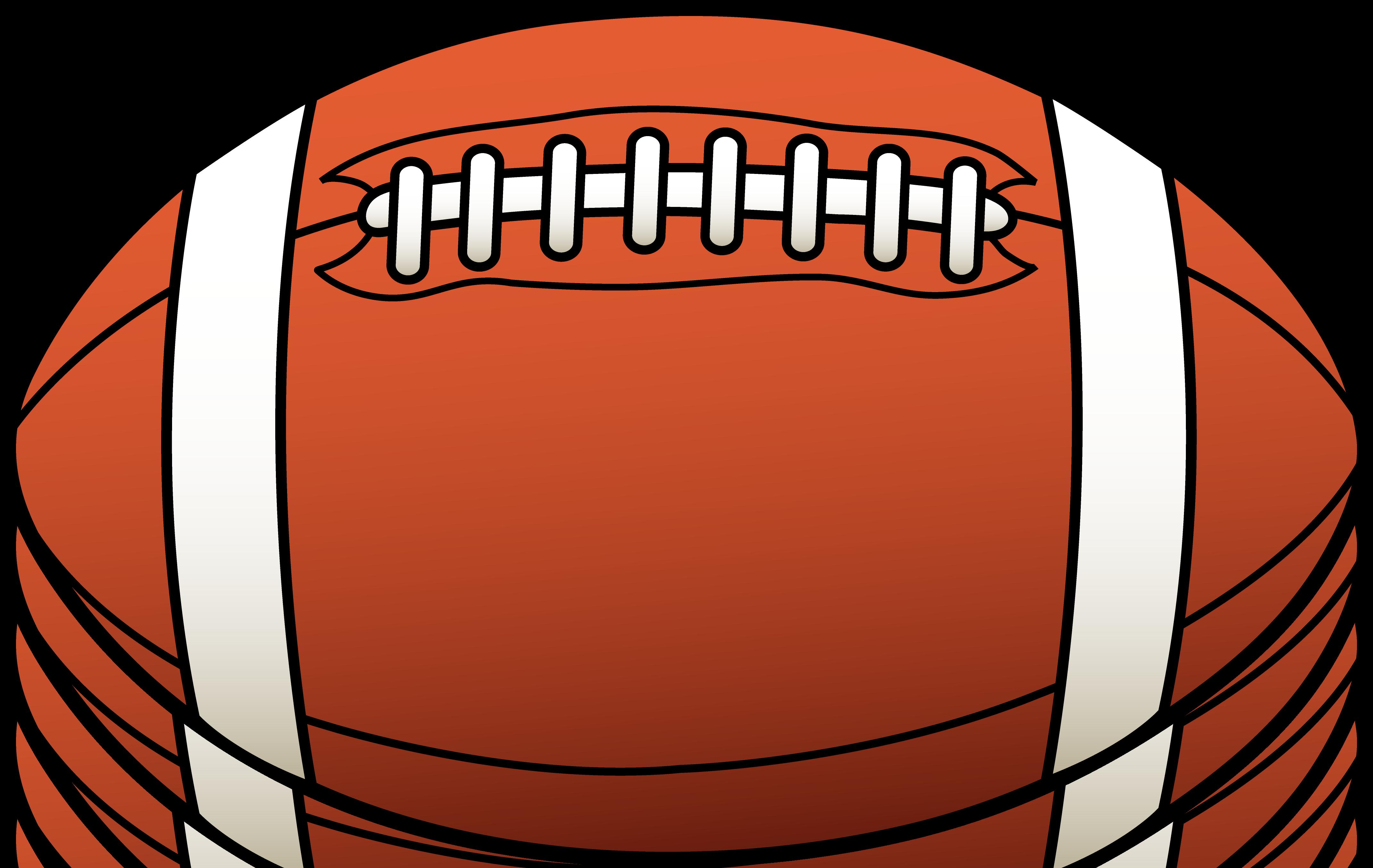 Clipart Football.
