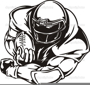 Free American Football Clipart.