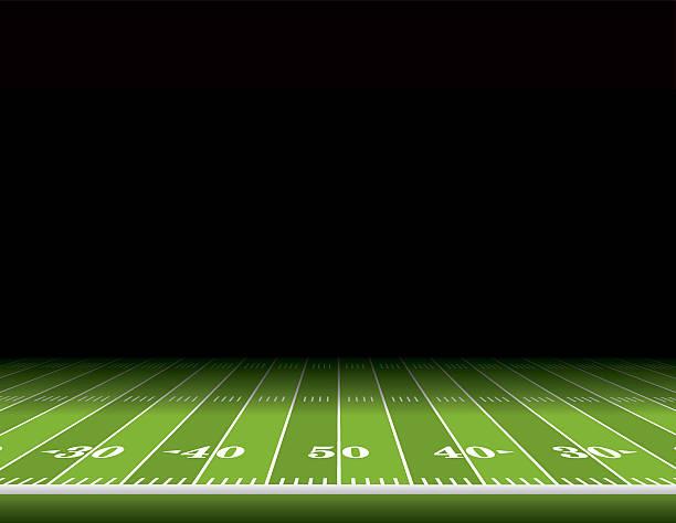 Football Clipart Field.