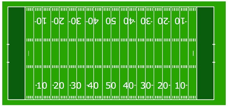 American Football Field Football Pitch Stadium PNG, Clipart.