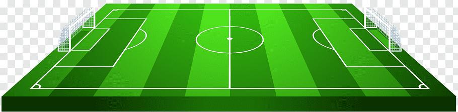 Soccer field illustratoin, NFL Premier League East Tennessee.