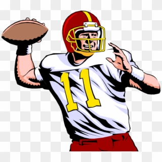 Football Player Clipart PNG Images, Free Transparent Image Download.