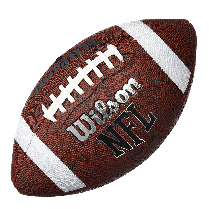Download Free png Wilson NFL BIN Junior American Football.