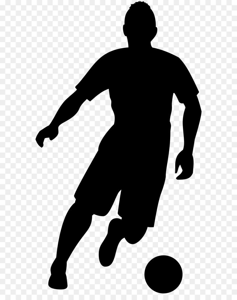 Free Football Player Silhouette Clipart, Download Free Clip.
