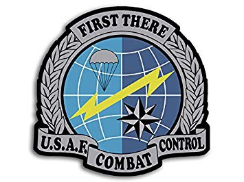 Amazon.com: American Vinyl USAF First There Combat Control.