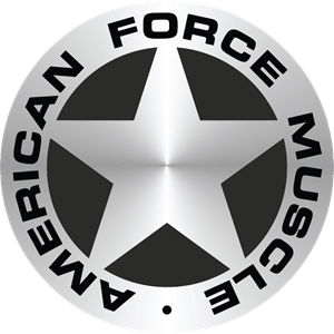 American Force Muscle Logo Vector (.EPS) Free Download.