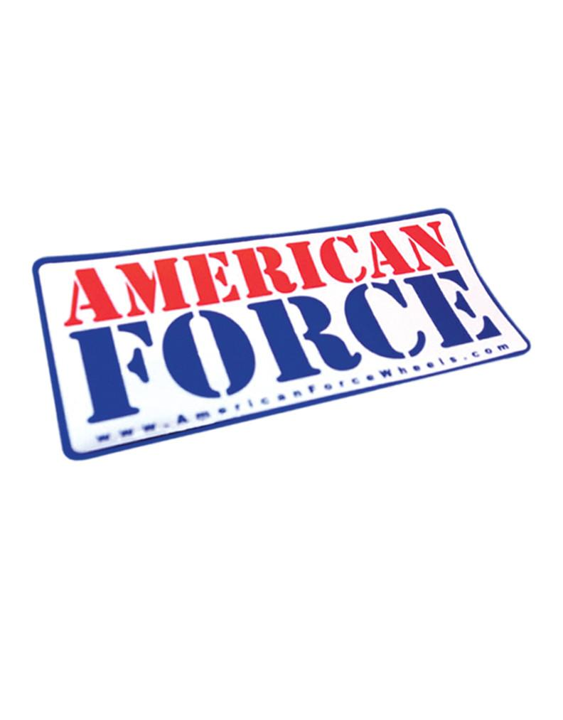 Buy Official American Force Wheels Accessories Online.