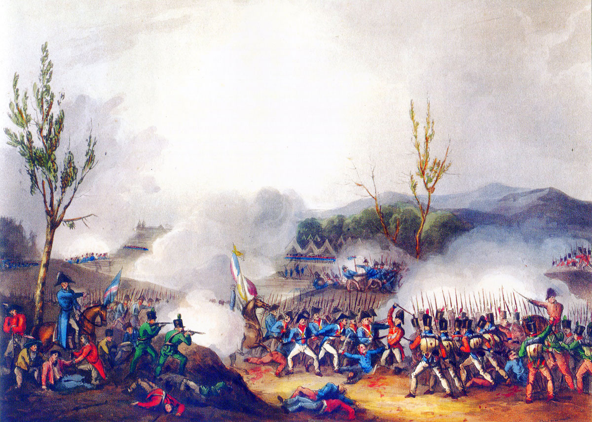 Battle of St Pierre.