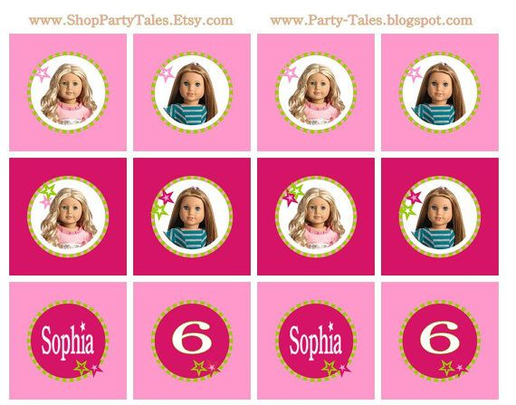17 Best images about American doll party ideas on Pinterest.