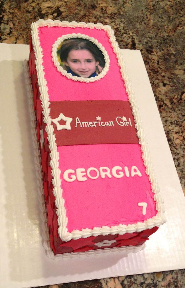 25+ best ideas about American Girl Birthday on Pinterest.