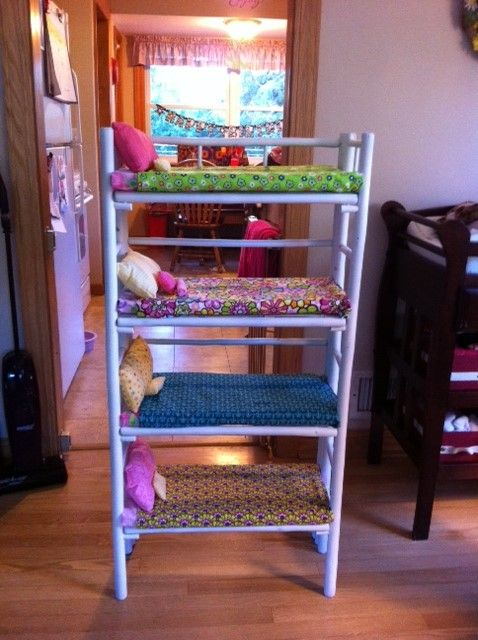 17 Best ideas about American Girl Beds on Pinterest.