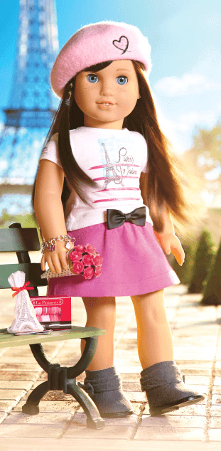American Girl of the Year.