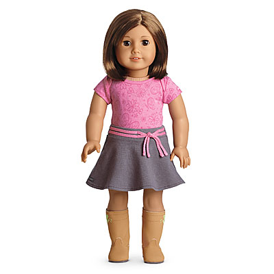 Free Clipart American Girl Doll.