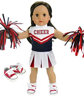 Amazon.com: 18 Inch Doll Clothes by Sophia's, Fits American Girl.