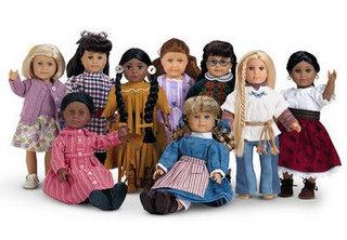 American Girl Doll Clip Art.