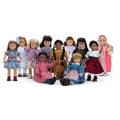 American Girl Doll Clipart.