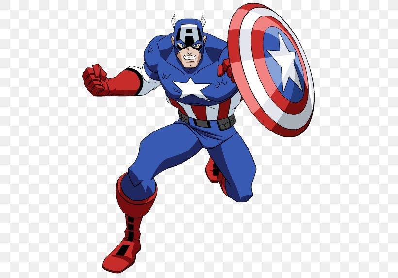Captain America Thor Cartoon Animation Clip Art, PNG.