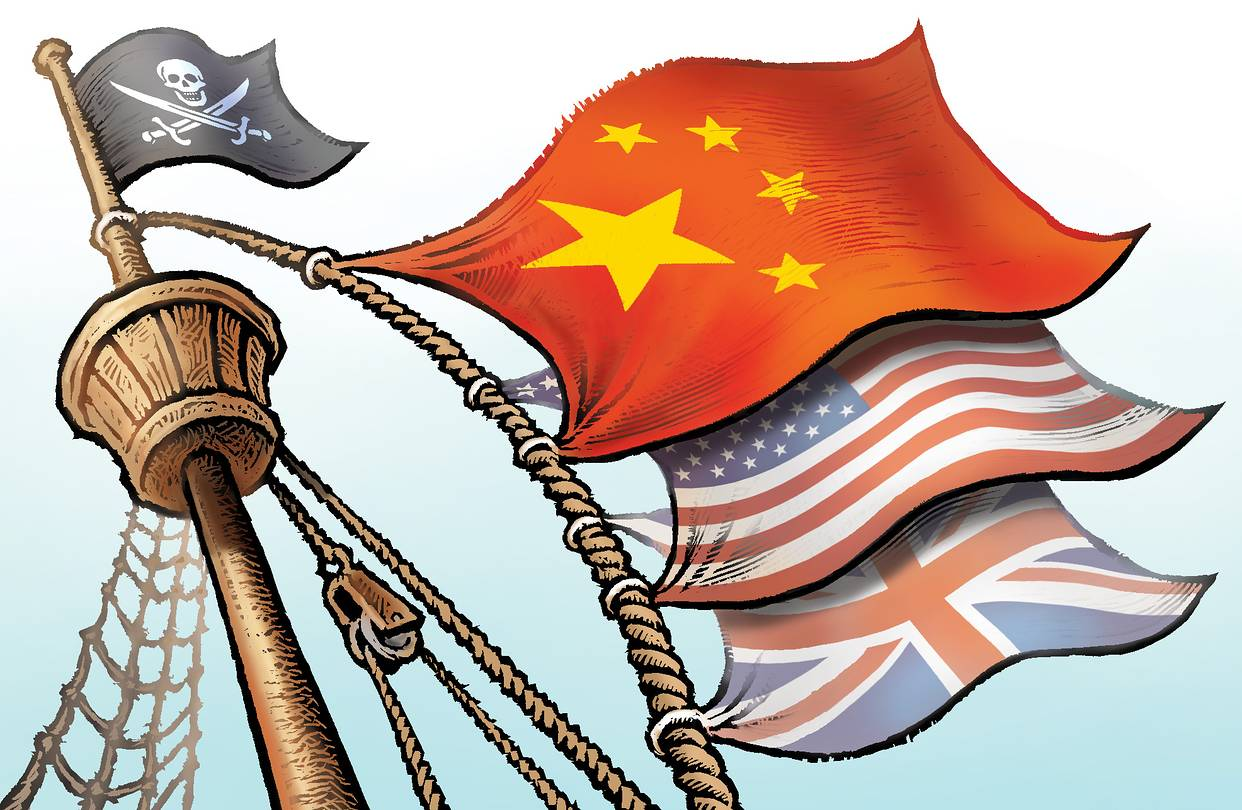 To Understand China, Look to America's History.
