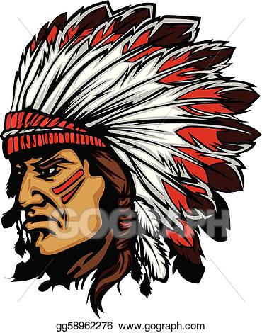 American indian chief clipart 3 » Clipart Station.