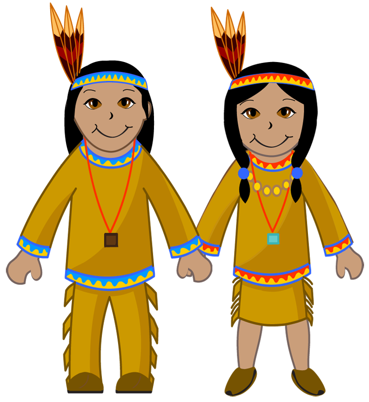 American Indian Clipart.