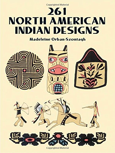 261 North American Indian Designs (Dover Pictorial Archive.
