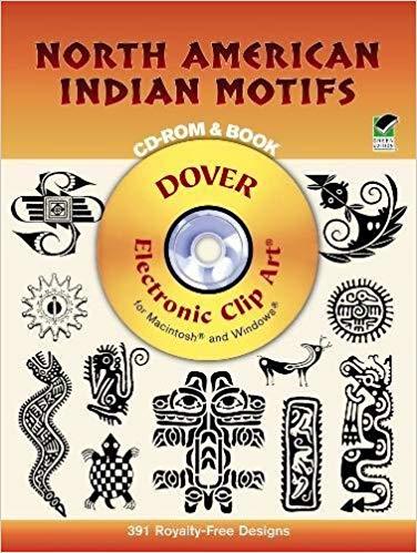 North American Indian Motifs CD.