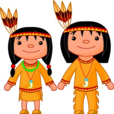 Native American Couple.