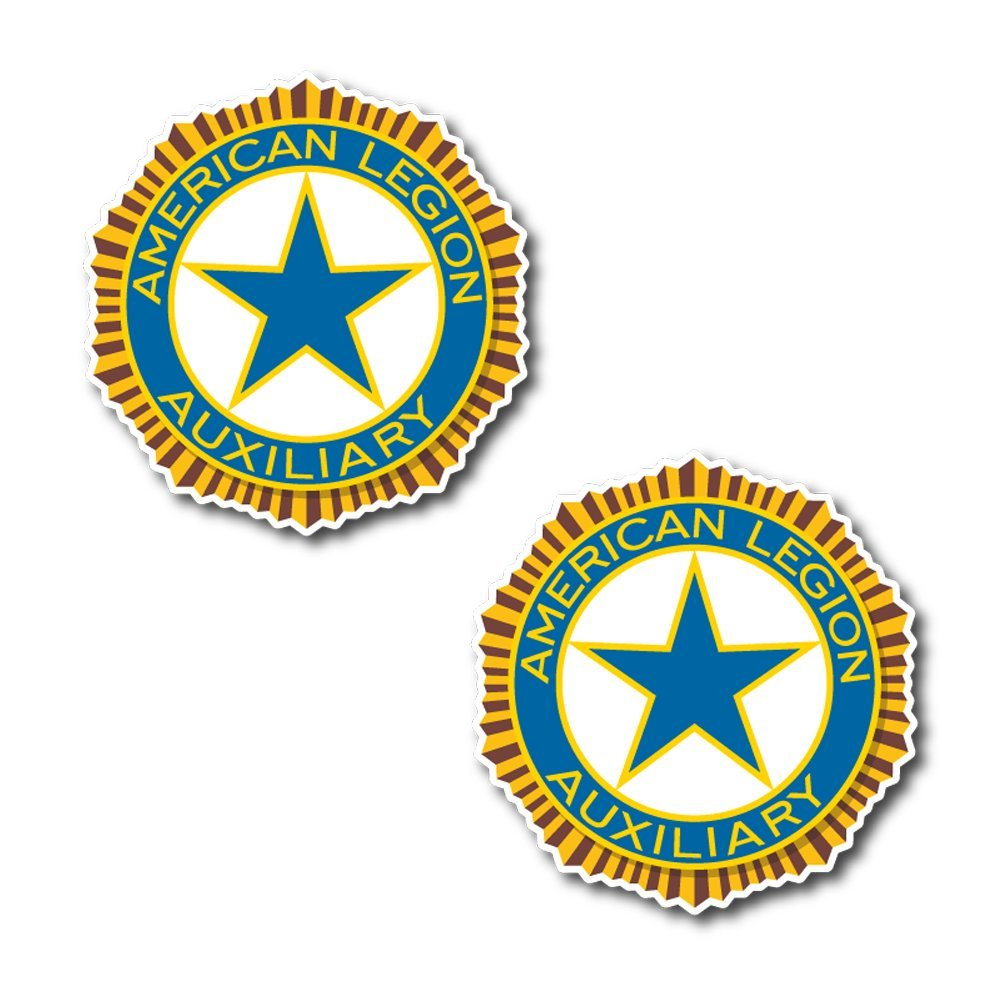 Amazon.com: #10946 American Legion Auxiliary Sticker 2X.