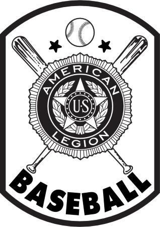 American Legion Baseball™ logo vector.