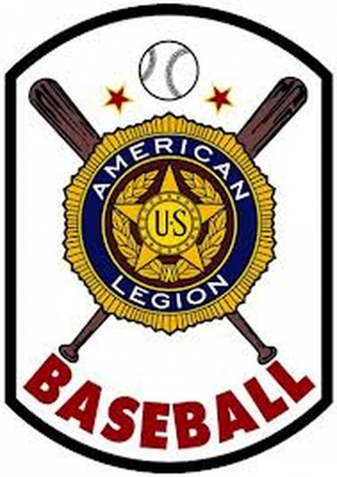 American Legion Baseball Logo Vector.